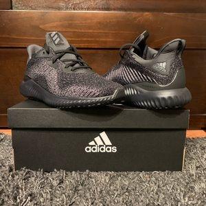 Adidas Alphabounce em m Black Reflective size 9.5